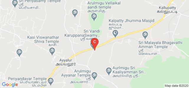 RVS Kumaran Arts & Science College, Trichy - Dindugal Road, Dindigul, Tamil Nadu, India
