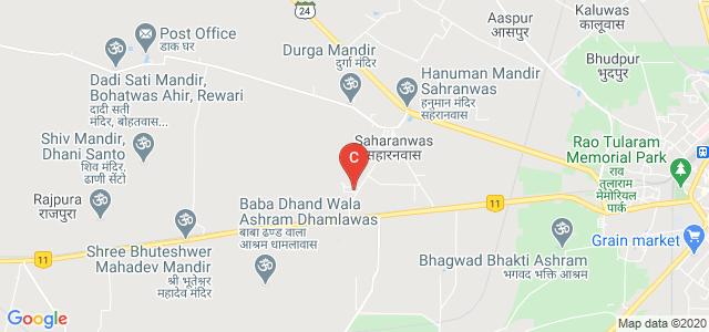 Smt. Shanti Devi Management & Technical College, Saharanwas, Haryana, India
