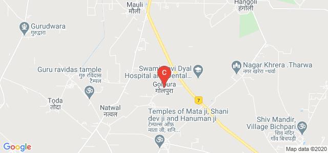 Swami Devi Dyal Institute of Management Studies, Golpura, Haryana, India