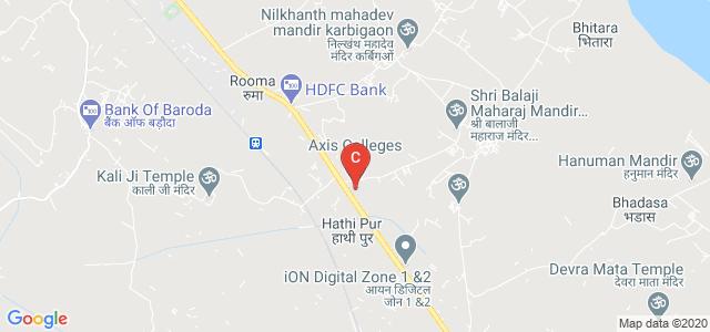 Axis Institute of Fashion Technology, Chakeri Ward, Kanpur, Uttar Pradesh, India