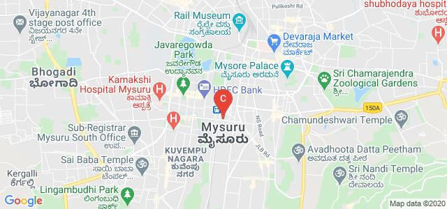 Mysuru, Karnataka 570028, India
