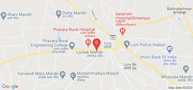 Pravara Institute of Research and Education in Natural and Social Sciences, Loni, Ahmednagar, Maharashtra, India