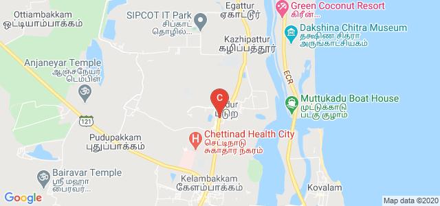Anand Institute of Higher Technology, Kazhipathur, Tamil Nadu, India
