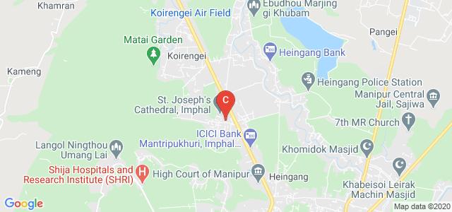 Indian Institute of Information Technology Manipur, Mantripukhri, Heingang, Manipur, India