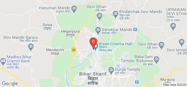Kisan College Road, Sohsarai, Bihar Sharif, Bihar, India