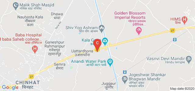 Shri Ramswaroop College Of Engineering and Management, Faizabad Road, Lucknow, Uttar Pradesh, India