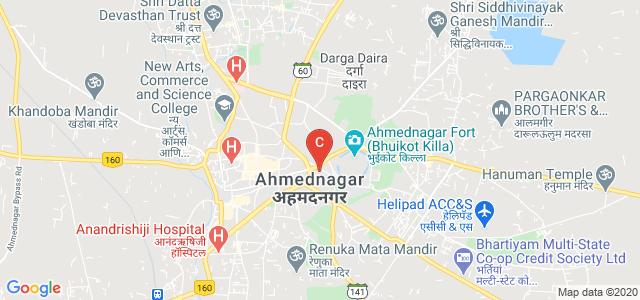 K G College of Arts and Commerce, Kings Road, Near lic office, Narayan Doho, M.I.R.C Ahmednagar, Ahmednagar, Maharashtra, India