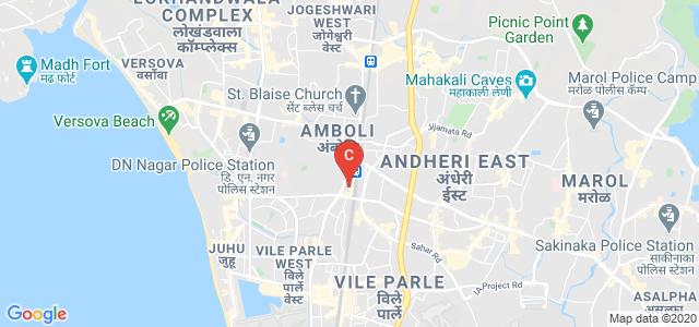 Sardar Patel Institute of Technology, Old D N Nagar, Munshi Nagar, Andheri West, Mumbai, Maharashtra, India