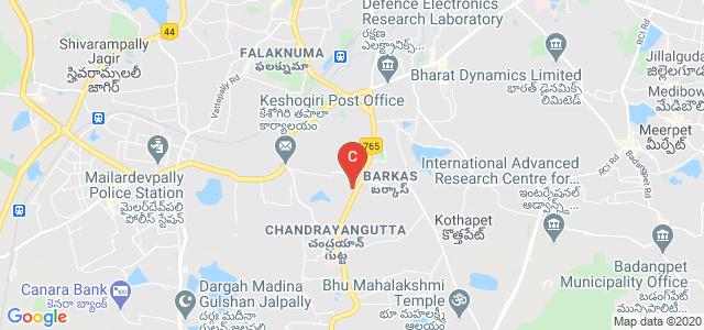 Al Qurmoshi Institute Of Buisness Management, Patel Nagar, Bandlaguda, Chandrayangutta, Hyderabad, Telangana, India