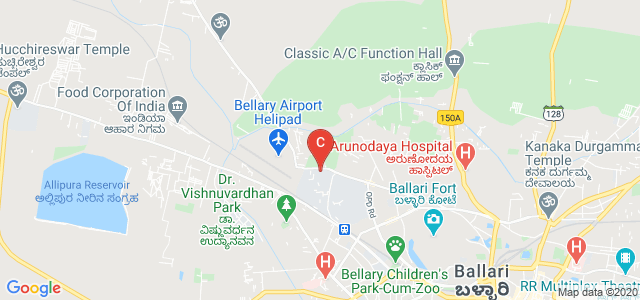 Allum Karibasappa Institute of Management, Bellary, Airport Road, Vijaya Nagar, Cantonment, Ballari, Karnataka, India