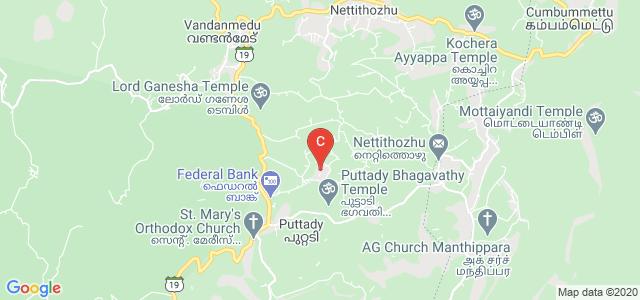 HOLY CROSS COLLEGE, Puttady, Kerala, India