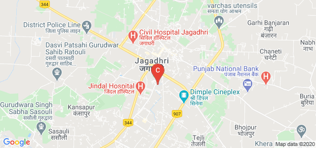 S.D. Institute of Management, Sector 17, Huda, Jagadhri, Haryana, India