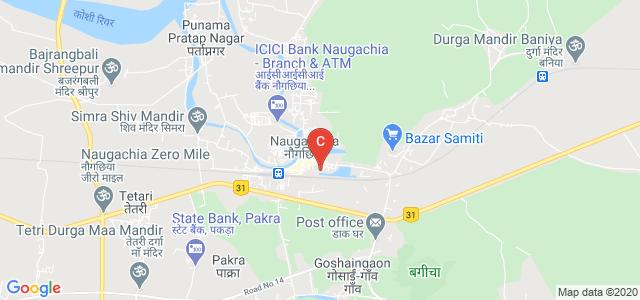 Gajadhar Bhagat Road, Naugachia, Bihar, India