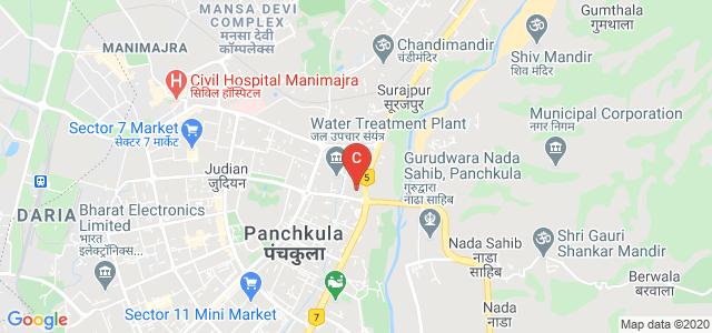 Govt. Post Graduate College, Budanpur, Panchkula, Haryana, India