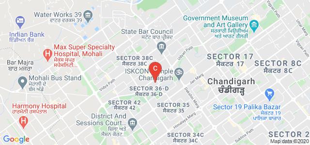 Chandigarh University, Sector 36-D, Sector 36, Chandigarh, India
