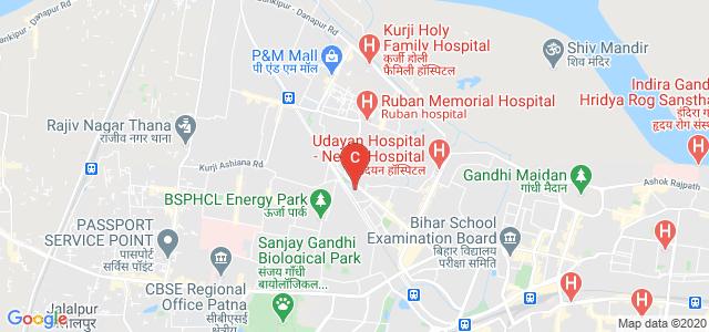 Anugrah Narayan College, Jai Prakash Path, Sri Krishna Puri, Patna, Bihar, India