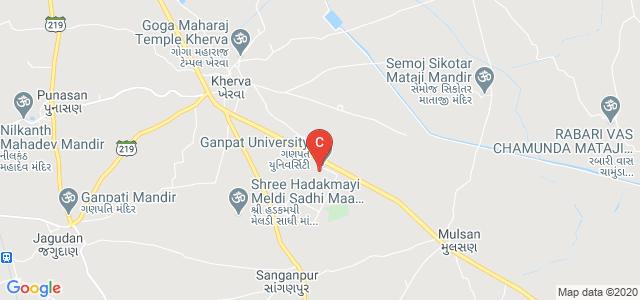 V M Patel College Of Management, Mehsana, Gujarat, India