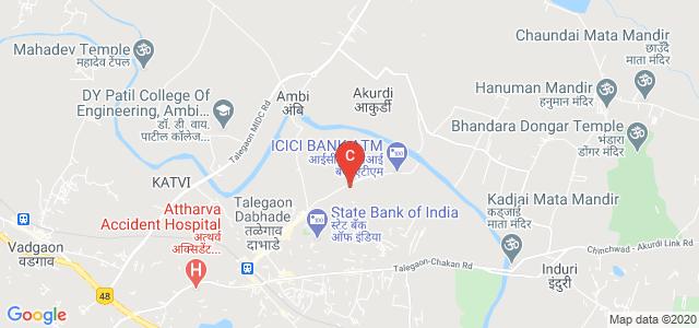 Dr. D. Y. Patil Institute of Management & Entrepreneur Development, Varale, Talegaon Dabhade, Pune, Maharashtra, India
