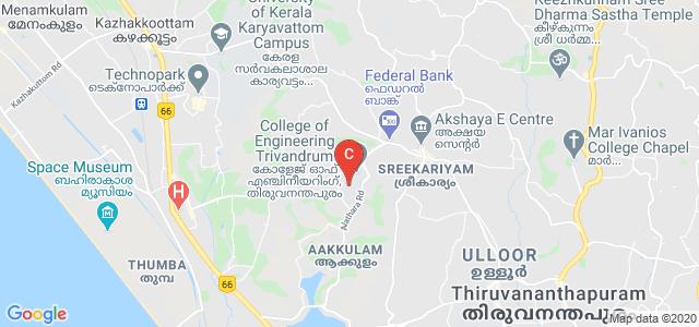 Indian Institute of Science Education and Research, Thiruvananthapuram, Vithura, Kerala, India