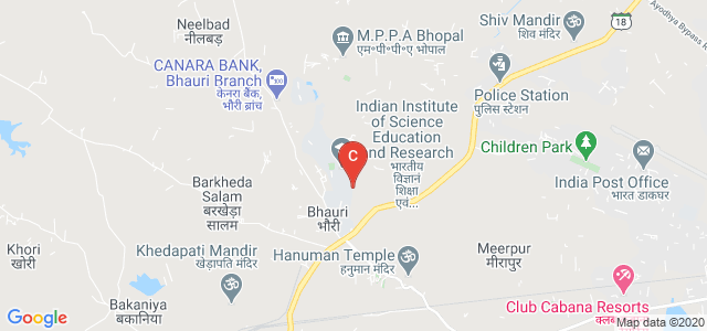 Indian Institute of Science Education and Research Bhopal, Bhopal Bypass Rd, Bhauri, Madhya Pradesh, India