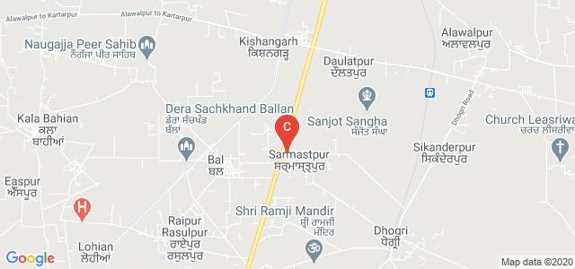 DAV UNIVERSITY, Jalandhar - Pathankot Road, Jalandhar, Punjab, India