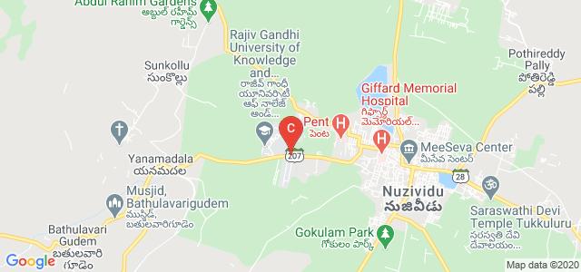Mylavaram Rd, IIIT Nuzvid Campus, Nuzividu, Andhra Pradesh 521202, India