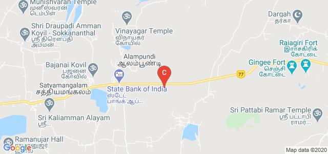 Sri Rangapoopathi College of Engineering, Alampundi, Villupuram, Tamil Nadu, India