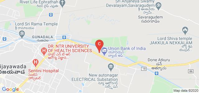 SRK Institute of Technology, Eluru Road, Opposite Pratap Industries, Enikepadu, Vijayawada, Andhra Pradesh, India