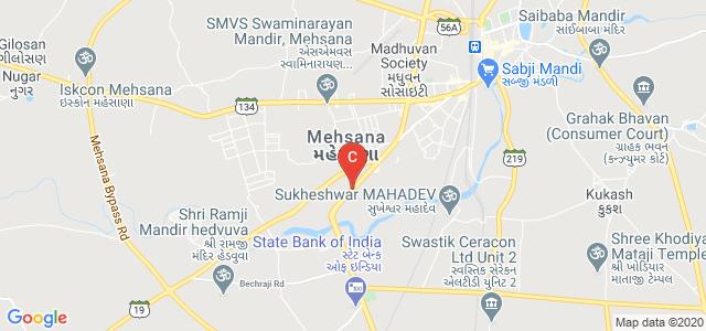 Ahmedabad - Palanpur Highway Road, Vidhyanagar, Nagalpur, Ahmedabad, Mehsana, Gujarat, India