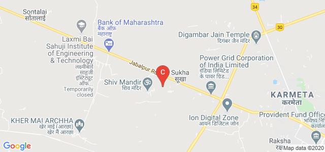 SGBM Institute of Technology and Science, Sukha, Madhya Pradesh, Jabalpur, Madhya Pradesh, India