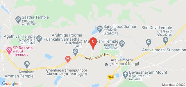 MET Engineering College, SH 45, Tamil Nadu, India