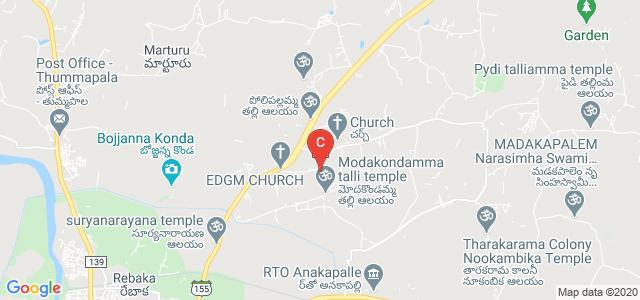 Indo American Institutions Technical Campus, Visakhapatnam, Narsipatnam-Anakapalli-Visakhapatnam Rd, Koduru, Andhra Pradesh, India