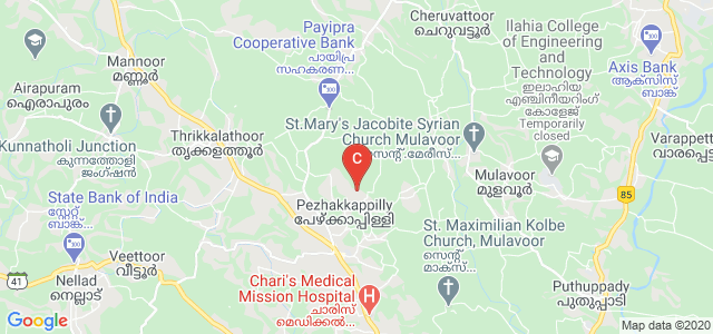 Ilahia School of Science and Technology (ISSAT), Pezhakkappilly, Ernakulam, Kerala, India