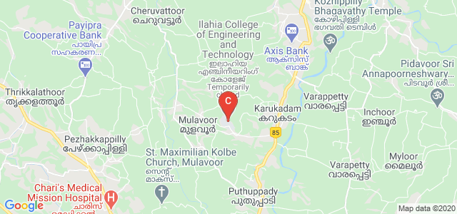Ilahia College of Engineering and Technology, Mulavoor, Kerala, India