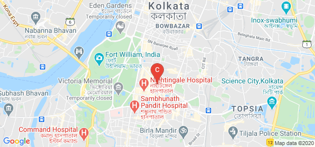 St. Xavier's College, Mother Teresa Sarani, Mullick Bazar, Park Street area, Kolkata, West Bengal, India