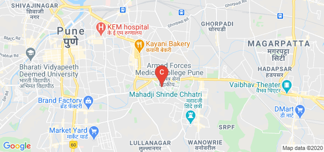 Armed Forces Medical College, Pune Cantonment, Pune, Maharashtra, India