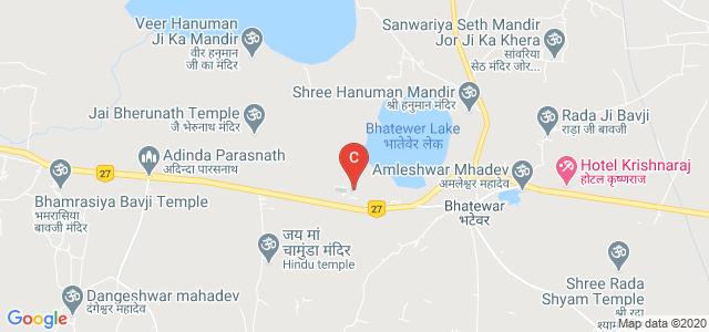 Sir Padampat Singhania University, Udaipur-Chittorgarh Road, Bhatewar, Rajasthan, India