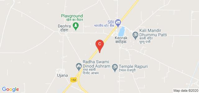 NIILM University, A- Block, Kaithal, Haryana, Kaithal, Haryana, India