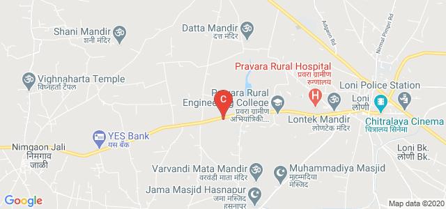 PRAVARA RURAL ENGINEERING COLLEGE, Loni, Maharashtra, India