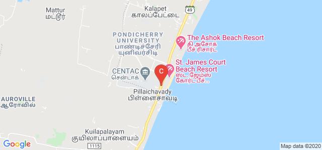 Pondicherry Engineering College, Puducherry, India