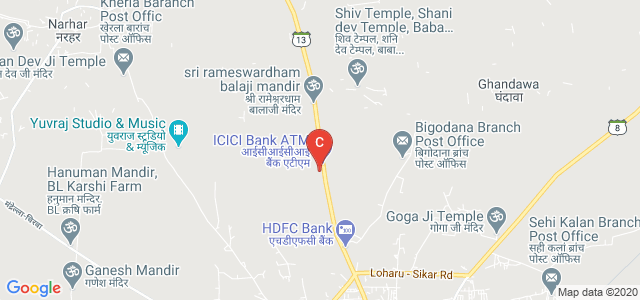 Shridhar University, Chirawa - Pilani Road, Norangpura, Pilani, Rajasthan, India