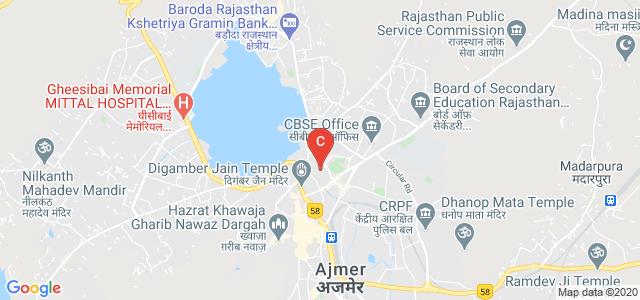 JLN Medical College Ajmer, Jalan Medical College Circle, Kala Bagh, Ajmer, Rajasthan, India
