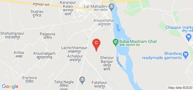 Jaypee University Anoopshahr, Anupshahr - Aligarh Road, Anupshahar, Uttar Pradesh, India