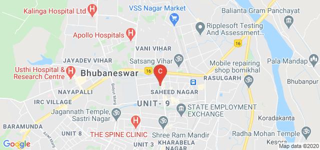 Rama Devi Women's University, Bhoinagar, Bhubaneswar, Odisha, India