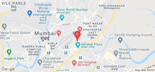 K. J. Somaiya College of Engineering, Vidyanagar, Vidya Vihar East, Vidyavihar, Mumbai, Maharashtra, India