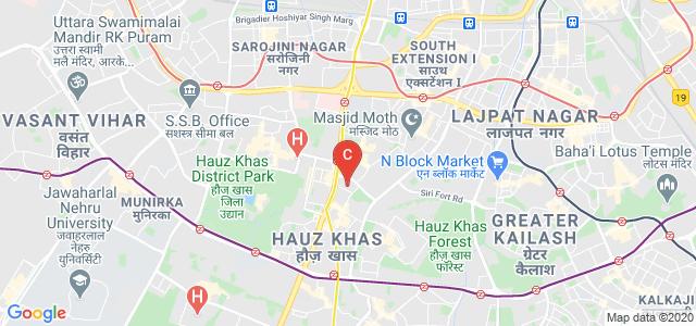 National Institute Of Fashion Technology, Near Gulmohar Park, Hauz Khas, New Delhi, Delhi, India