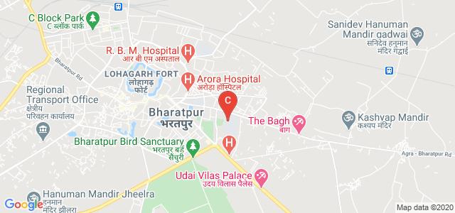 Maharaja Surajmal Brij University, Bharatpur, Geeta Colony, Bharatpur, Rajasthan, India