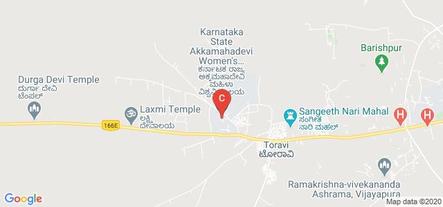 Karnataka State Women's University, Athani Road, Jnanashakti campus, Torvi, Vijayapura, Karnataka, India
