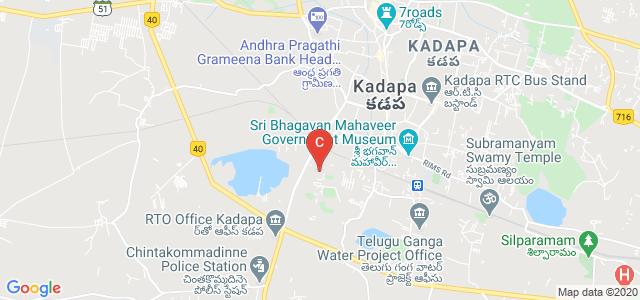 Annamacharya Institute of Technology & Sciences, Moolavanka, Kadapa, Andhra Pradesh, India