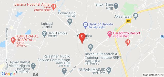 Maharshi Dayanand Saraswati University, Ajmer, Rajasthan, India